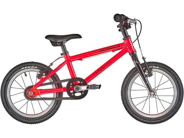 """Serious Superlite 14"""" Lapset, race fire red"""